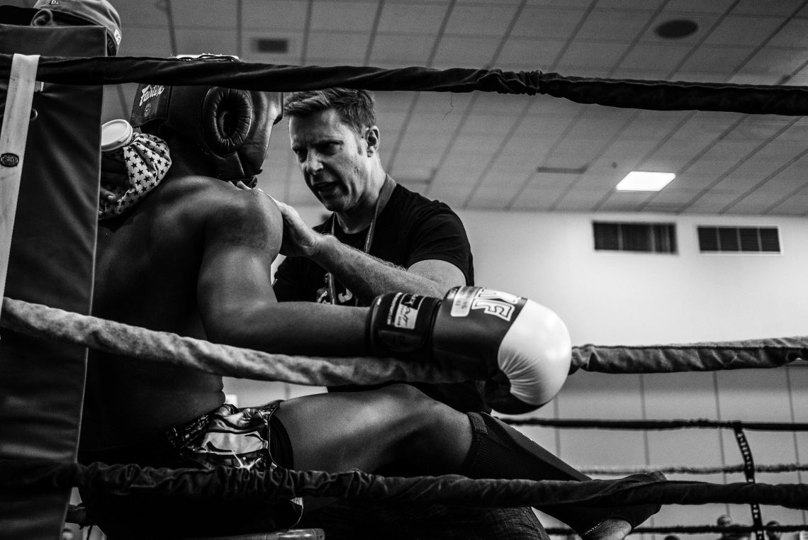 Sometimes you just need someone in the ring with you. Back in Business provides executive coaching to help make sense of failure so you can grow to be your best self.